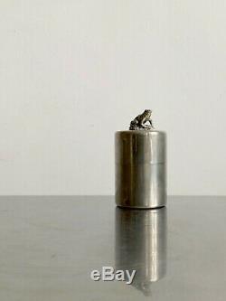 1970 House Jansen Modernist Sculpture Box Shabby-chic Pop-art Maria Pergay