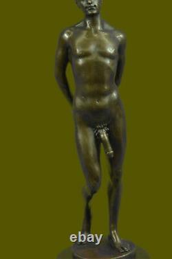 Bronze Sculpture Sculpture Gay Art Edition Male Men