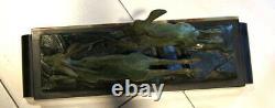 Bronze Sculpture Signed Molins Art Deco Era #22 #