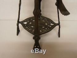Bronze Statue Sculpture Art Nouveau 55 Cms