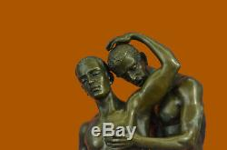 Collection Bronze Statue Gay Male Male Nude Art Edition