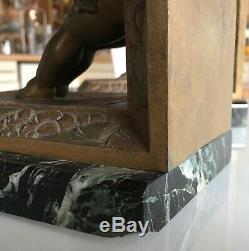 G. Limousin Rare Books Clamp Sculptures Regulates Children Putti 1930 Art Deco