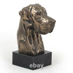 German Uncut Dope, Dog Bust, Limited Edition, Art Dog En