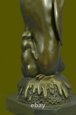 Jungle Penguin Bird Made Modern Art Bronze Sculpture Statue Figure Sale
