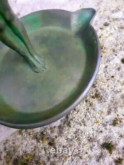 Max The Glassmaker Sculpture Statue Baguier Bronze Regule Art Deco Annees 30
