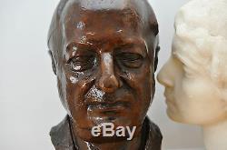 Michel Milberger (1922-1997) -modern Jewish Art- Bronze Lost Wax-valsuani Fond