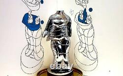 Miguel Berrocal Sculpture Mini Cariatide 1968 Limited Signed /art/ Spain