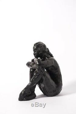 Nude In Bronze Art