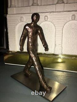 Paul Huillard Art Deco Bronze Sculpture