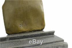 Salvador Dali Contemporary Art Tribute Bronze Statue / Sculpture Marble