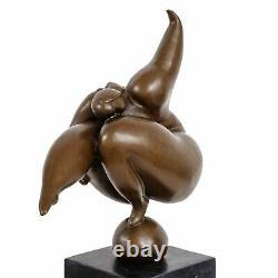 Statue Eroticism Bronze Art Sculpture Figure 27cm