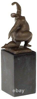 Statue Eroticism Bronze Art Sculpture Figure 30cm