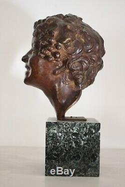 Bronze Art Déco d' Etienne Forestier