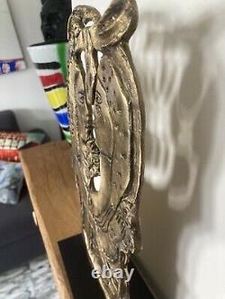 Guillaume corneille Sculpture Bronze (karel Appel, Cesar, Combas, Alechinsky)