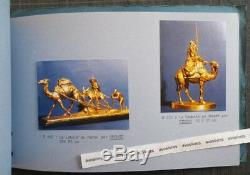 J. CHARDON. EDITEUR FONDEUR DART Bronzes Sculptures Chiparus Barye Mène Bonheur