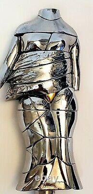 Miguel Berrocal Sculpture Mini Cariatide 1968 Signé limité /Art/ Espagne
