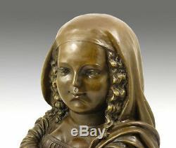 Moderne Art Bronze Sculpture Mona Lisa Signieert Botero